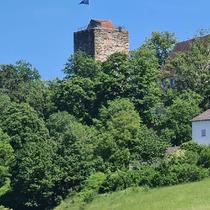 Burg Pappenheim - gpxbike.de