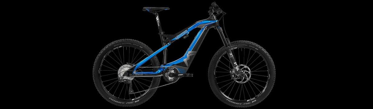 Spitzing Evolution - M1 - Sporttechnik - gpxbike.de