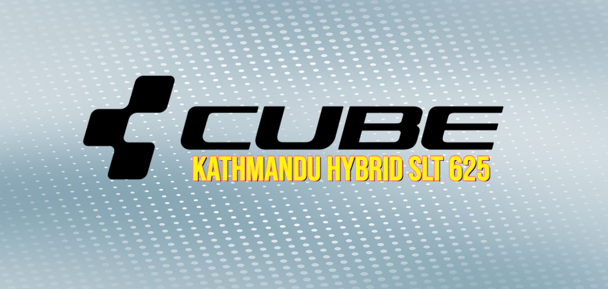 Cube KATHMANDU HYBRID SLT 625 - gpxbike.de