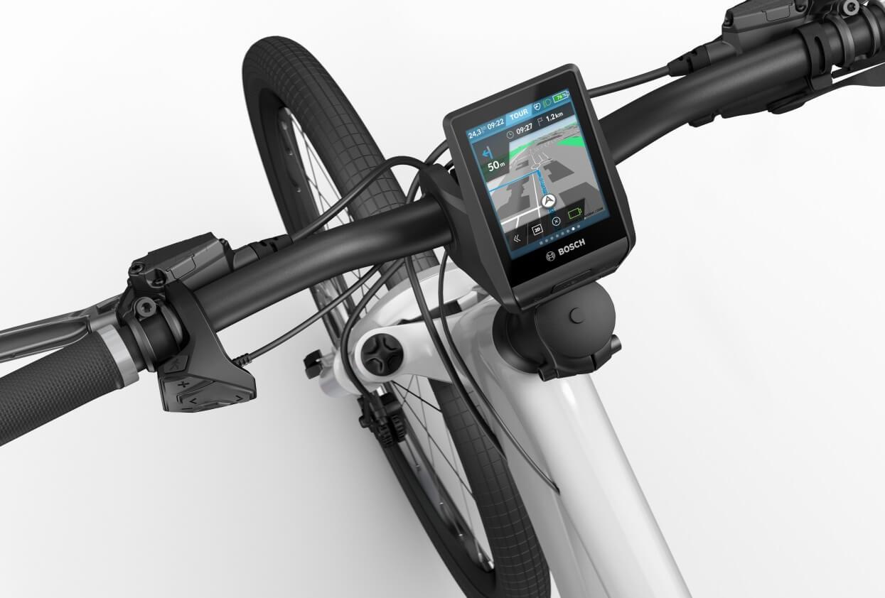 Bosch Nyon 2021 - gpxbike.de